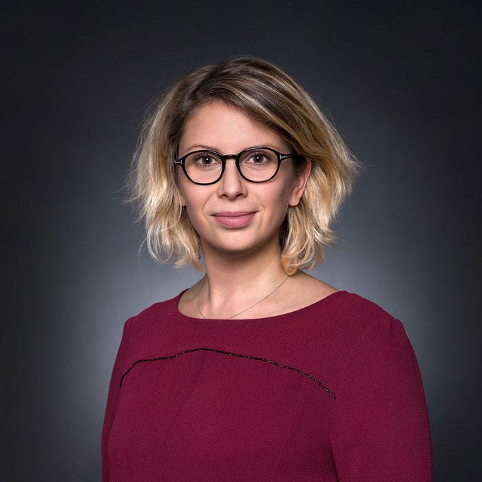 Séverine Koulmann-Gouronc
