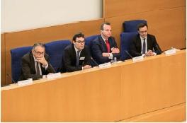 Intervention de Jérôme TASSI lors de la conférence du 1er avril 2019 au Sénat sur les stratégies procédurales en marques