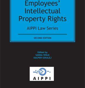 Seconde édition du livre Employees' Intellectual Property Rights