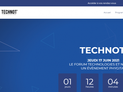 Intervention de Sylvie Jonas au forum Technologies et Notariat #TECHNOT2021